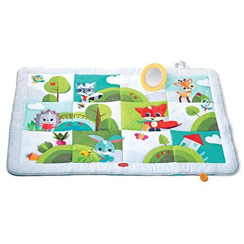 """Tiny Love Baby Krabbeldecke """"Super Mat"""" - Meadow Days Design, große Baby-Spieldecke im modernen Design, (0M+) nutzbar ab der Geburt, XL Spieldecke, 150 x 100 cm, mehrfarbig"""